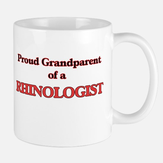Proud Grandparent of a Rhinologist Mugs