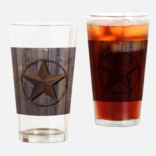Funny Americana Drinking Glass