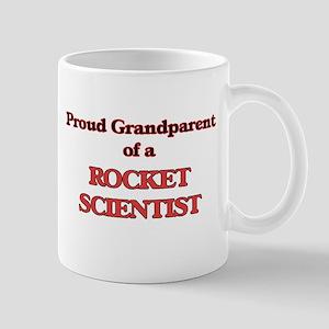 Proud Grandparent of a Rocket Scientist Mugs