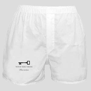 Old vintage key Boxer Shorts