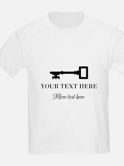 Old vintage key T-Shirt
