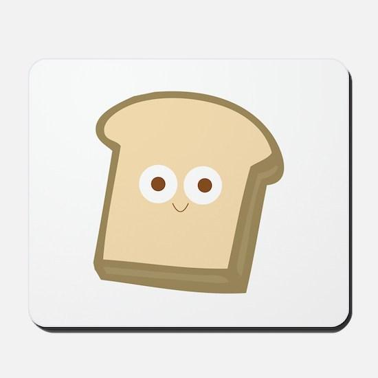 Slice Of Bread Mousepad