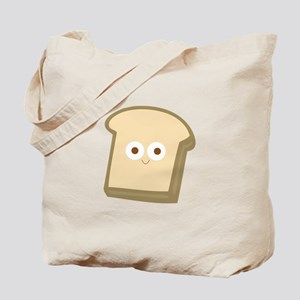 Slice Of Bread Tote Bag