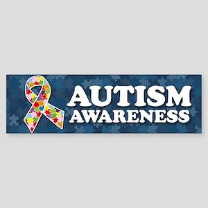 Autism Awareness Bumper Sticker