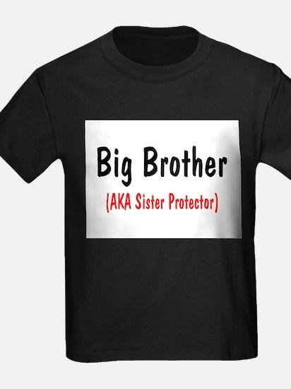 Cute Big brothers rule T