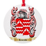 Resende Round Ornament