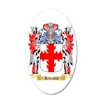 Renzullo 20x12 Oval Wall Decal