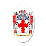 Renzullo 35x21 Oval Wall Decal