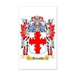 Renzullo 35x21 Wall Decal