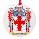 Renzoni Round Ornament