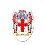 Renz 35x21 Oval Wall Decal