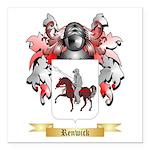 Renwick Square Car Magnet 3