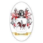 Renwick Sticker (Oval 10 pk)