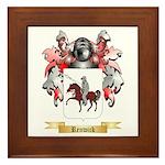 Renwick Framed Tile