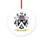 Renus Round Ornament