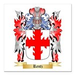 Rentz Square Car Magnet 3