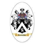 Rentschke Sticker (Oval)