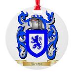 Renton Round Ornament