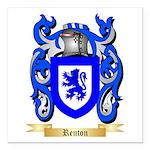 Renton Square Car Magnet 3