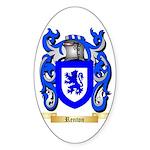 Renton Sticker (Oval)