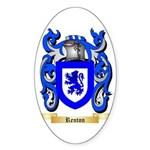 Renton Sticker (Oval 50 pk)