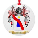 Rentaria Round Ornament