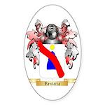 Rentaria Sticker (Oval)