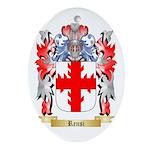 Rensi Oval Ornament