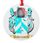 Renshaw Round Ornament