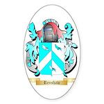 Renshaw Sticker (Oval)