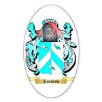 Renshaw Sticker (Oval 50 pk)