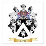 Renon Square Car Magnet 3