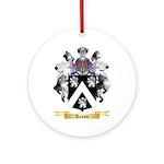 Renon Round Ornament