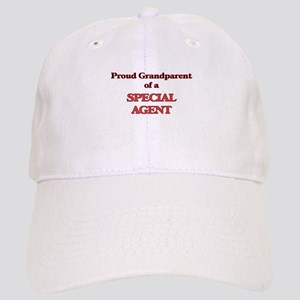 Proud Grandparent of a Special Agent Cap