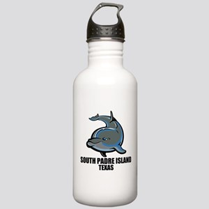 South Padre Island, Texas Water Bottle