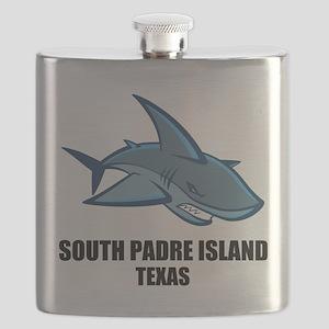 South Padre Island, Texas Flask