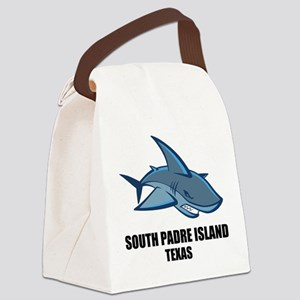 South Padre Island, Texas Canvas Lunch Bag