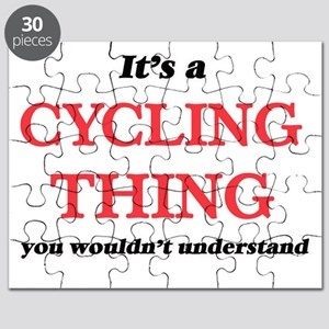 It's a Cycling thing, you wouldn't Puzzle