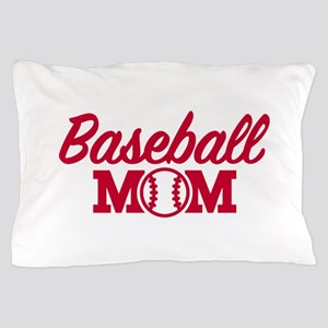 Baseball mom Pillow Case