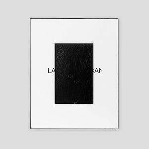 I Love Latin American Studies Picture Frame