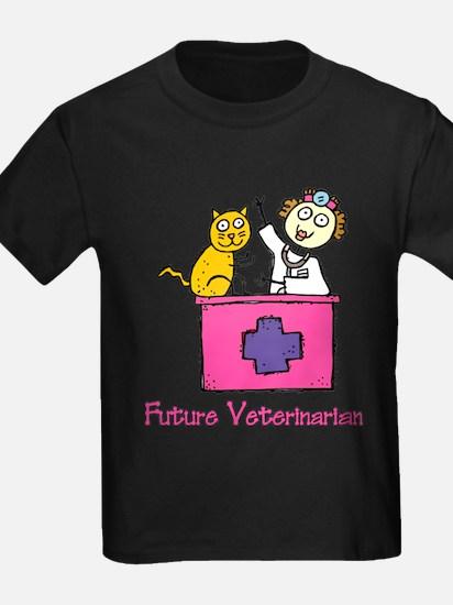 Cute Future job T