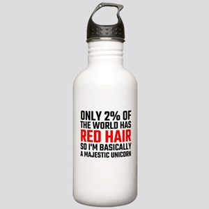Only 2 Percent Of The Stainless Water Bottle 1.0L