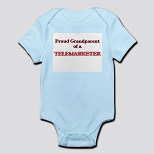 Proud Grandparent of a Telemarketer Body Suit