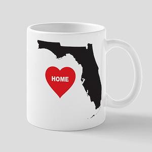 Florida is Home Mugs