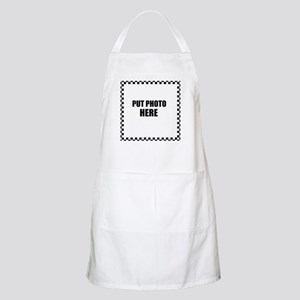 Put Photo Here Apron
