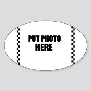 Put Photo Here Sticker