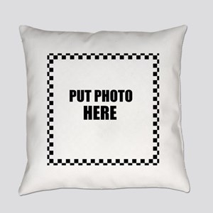 Put Photo Here Everyday Pillow