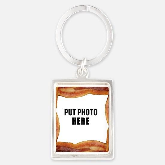 Bacon Keychains