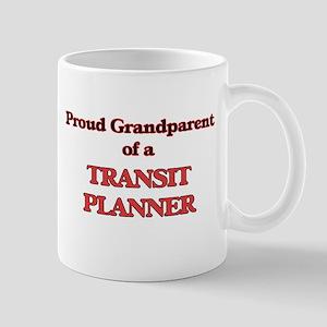 Proud Grandparent of a Transit Planner Mugs