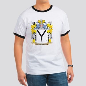 Cunningham Coat of Arms - Family Crest T-Shirt